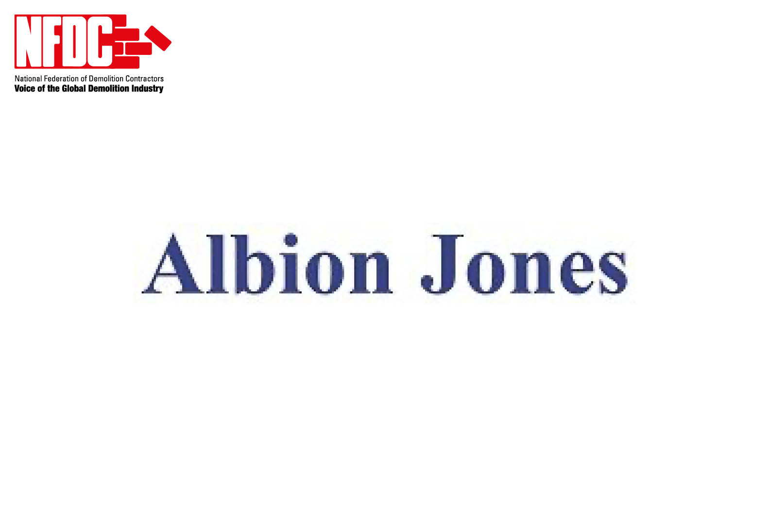 Albion Jones