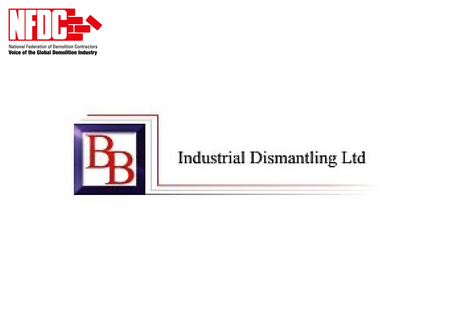 B and B Industrial Dismantling