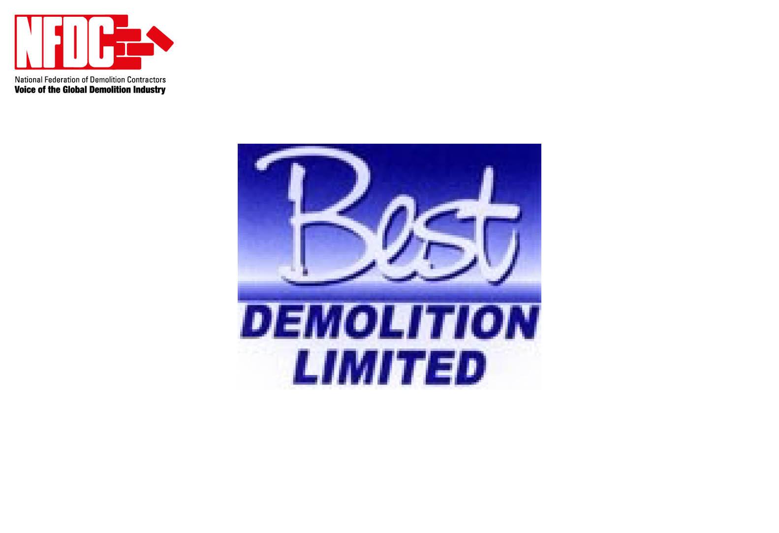 Best Demolition