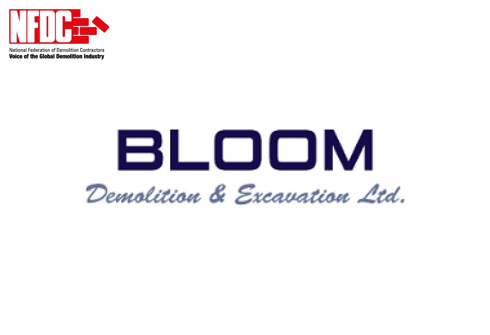 Bloom Demolition