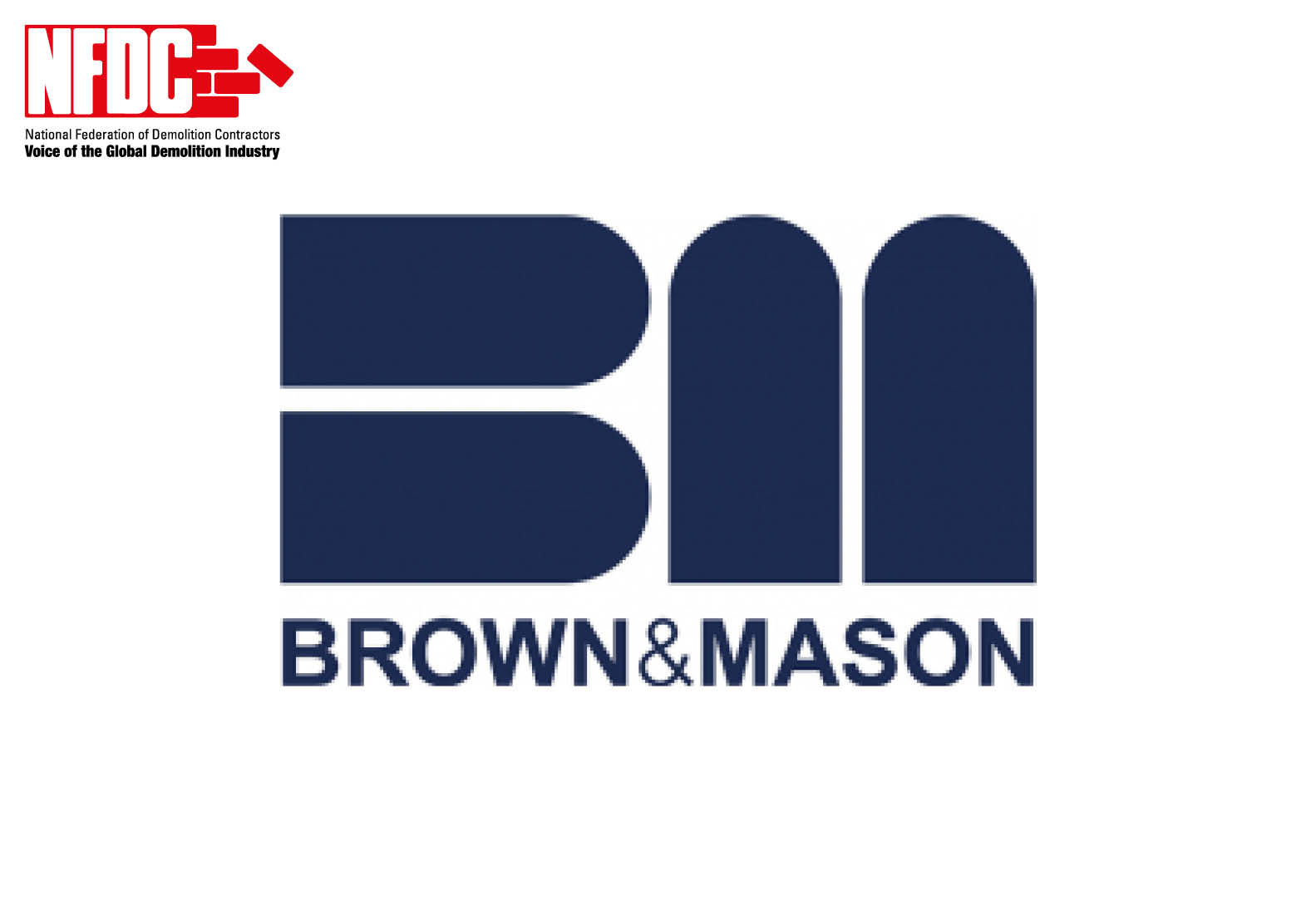 Brown and Mason