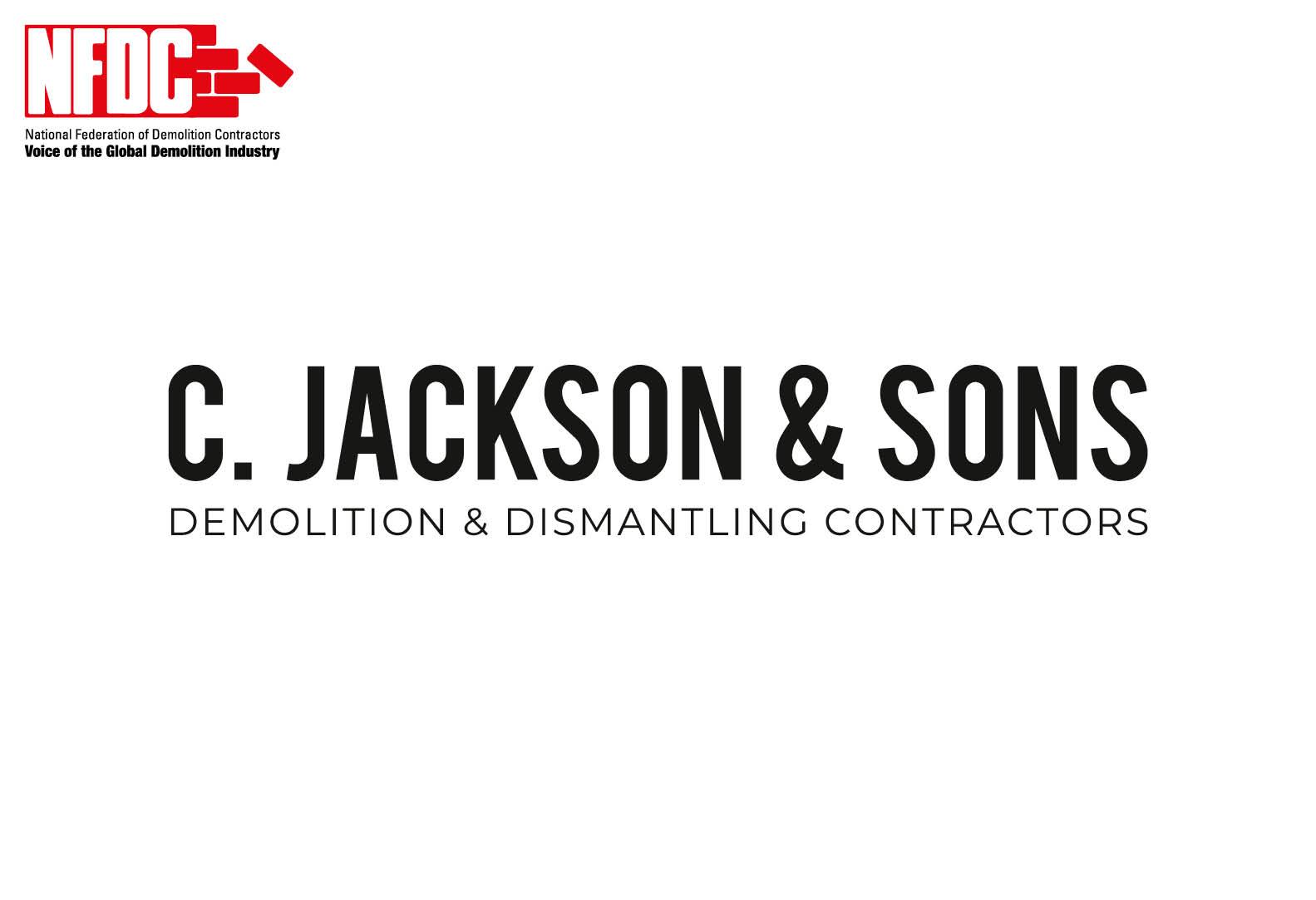 C Jackson Sons