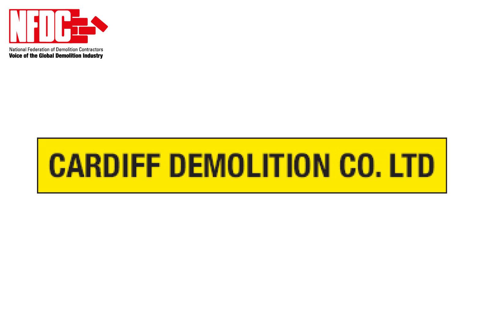Cardiff Demolition