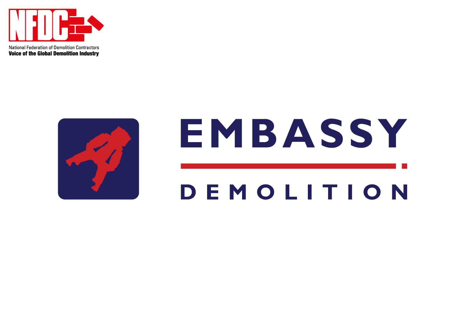 Embassy Demolition