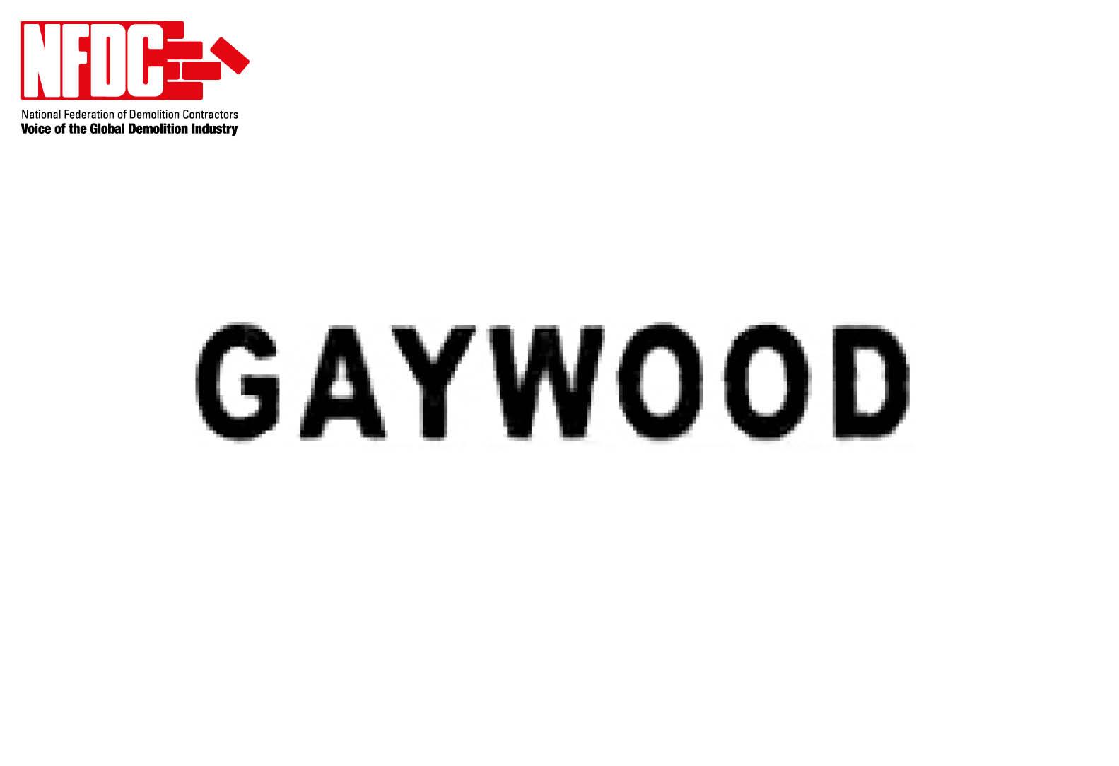 G J Gaywood
