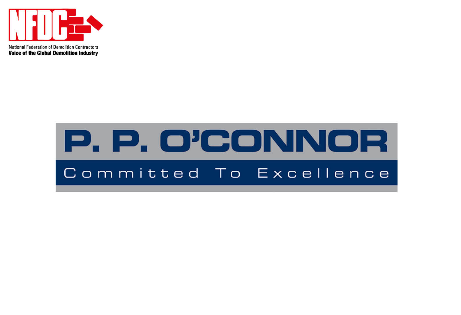 P P O'Connor