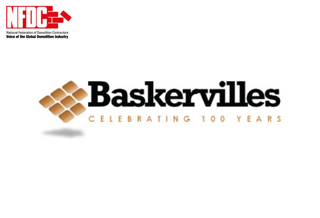 BASKERVILLE RECLAMATION LTD LOGO